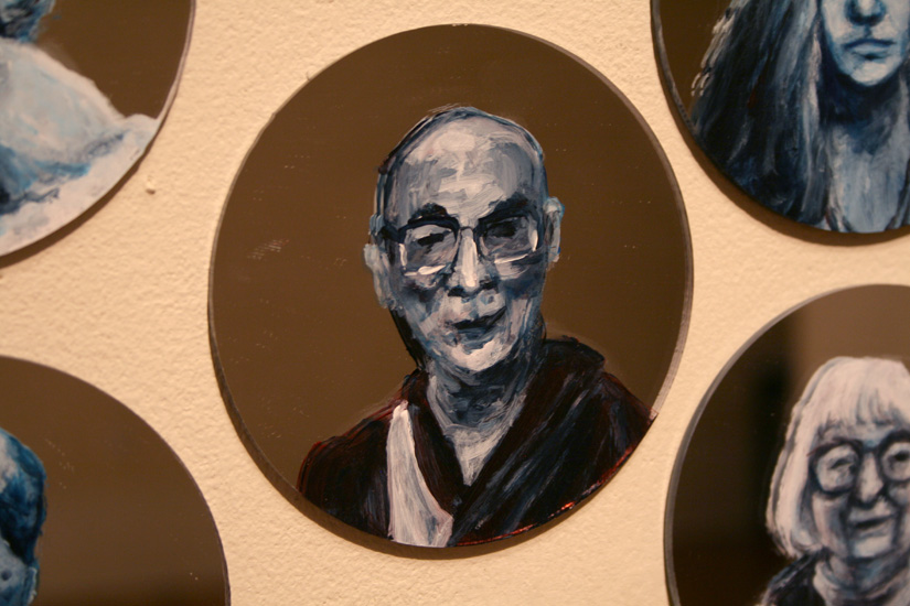 Tenzin Gyatso the 14th Dalai Lama, , Jewel Net of Indra, Indra's Net, Gareth Bate