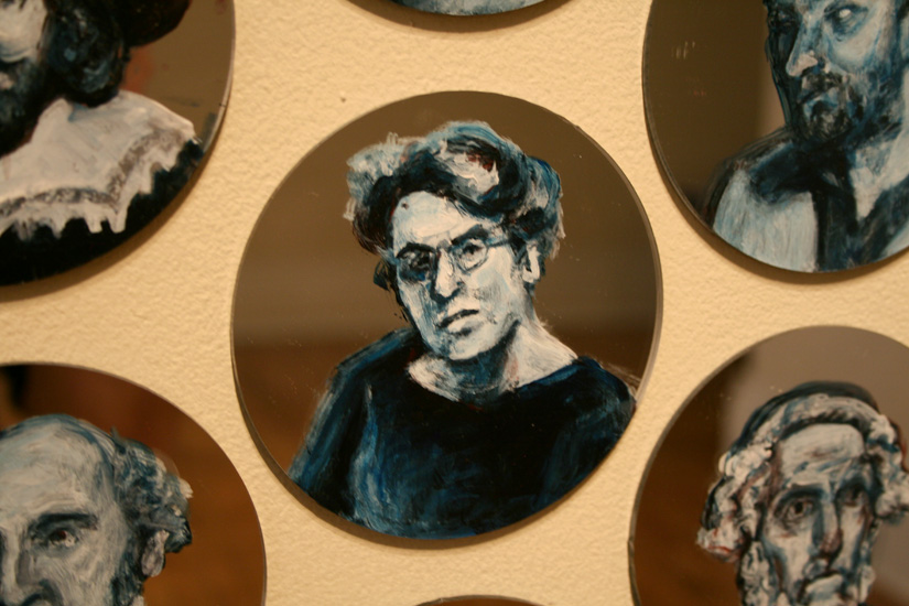 Emma Goldman, Jewel Net of Indra, Indra's Net, Gareth Bate